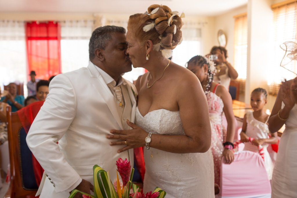 mariage guadeloupe pointe noire